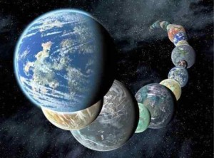 Fascinating Planets