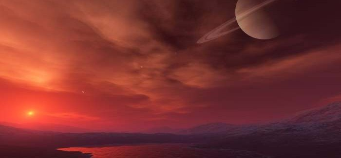 How Many Similarities Between Titan And Earth Are There?