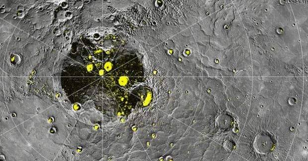 NASA Noticed Something Strange On The Surface Of Mercury. Scientists Hypothesis Is Surprising