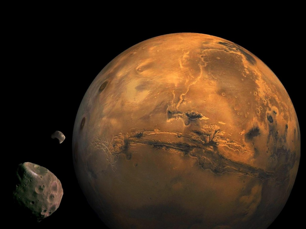 The trip to Mars will expose astronauts to high doses of radiation