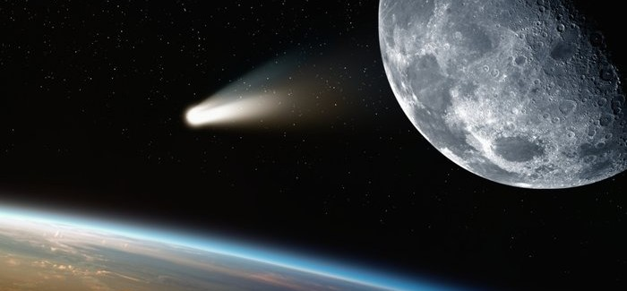 "In A Few Days, The Tail Of Halley Comet Will ""Hit"" The Earth. What Will We See In The Sky"