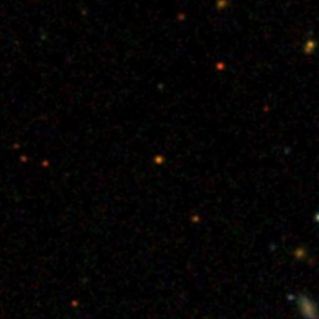 ULAS J0015+01 at the center of the photo.