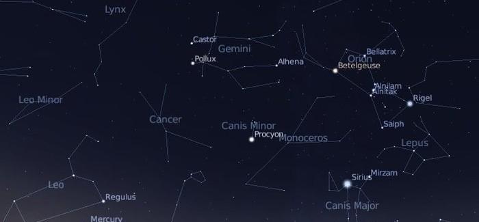 Astronomy Calendar for September 2014