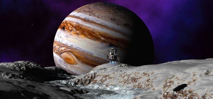 Jupiter's Moon Europa can Count Another Similarity with Earth