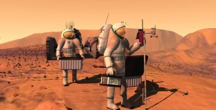 Synthetic Biology could be the Key to Mars Trip