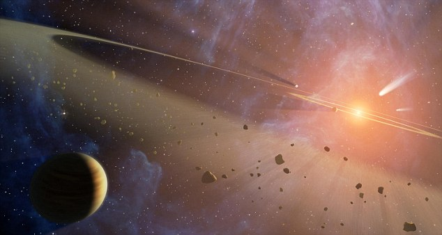 A scientist from the Max Planck Institute in Germany says a star could have a closer encounter with Earth 'soon'