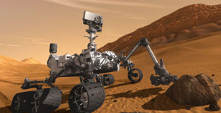 Curiosity Rover Bolsters Evidence For Life 'Great Lake' On Red Planet