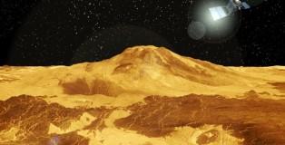 NASA Plans to Build Cloud Cities Above Venus