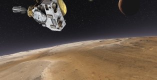 New Horizons Spacecraft will Step On Pluto after 9 Years in Space