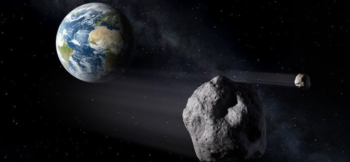 Huge Asteroid to Whip Past Earth on Monday