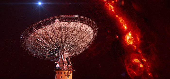 Massive Radio Signals from Space Caught in the Act