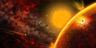 New Study Claims Meteorites may not have Built the Planets