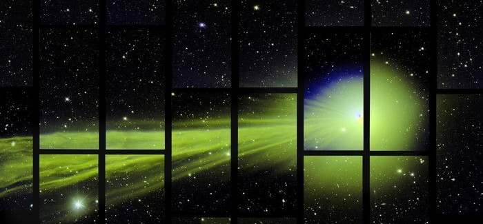 Astonishing Image of Comet Lovejoy will Light Up Your Days