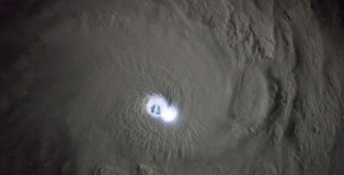 Lightning Seen from Space