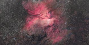 Breathtaking New Image 'Birth of Stars' Captured by VLT