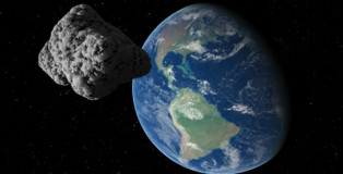 NASA On Alert Huge Asteroid On Near-Collision Course With Earth
