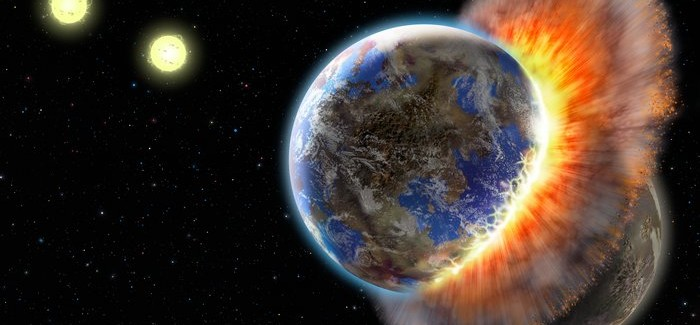 New Study: Iron Rain may Explain Earth-Moon Differences