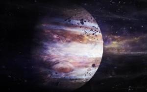Once-Wild Jupiter could have Destroyed Super Earths in Our Solar System