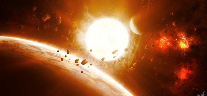 Astronomers Detect First Visible Light From Alien Planet