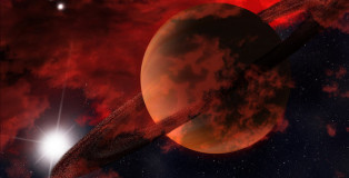 Volcanic Activity On Super-Earth