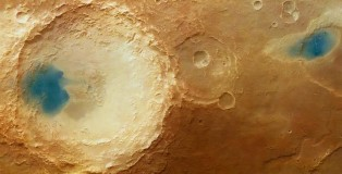 ESA Observed Weird Blue Patches On Mars' Surface. What Are These
