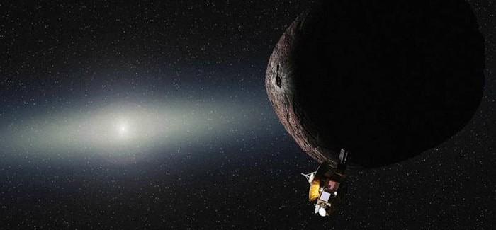 New Horizons Next Target: Planetoid 2014 MU69 A Billion Miles Beyond Pluto
