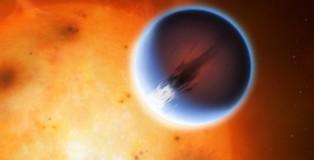 Planet HD 189733b