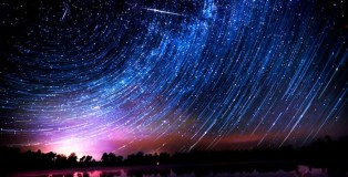 2015 Geminids Meteor Shower