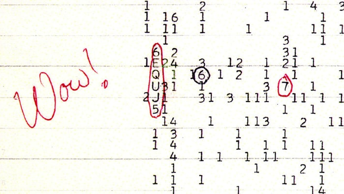 WOW Signal Decoded