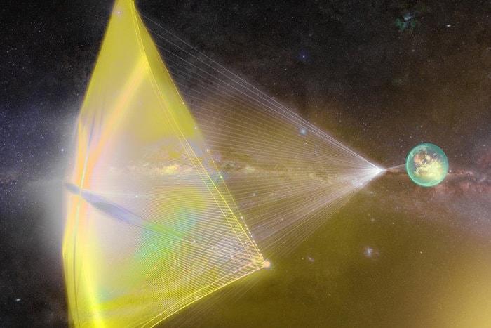 Spacecraft To Alpha Centauri
