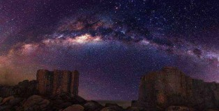 "Hungry Galaxy: The Milky Way ""swallow"" smaller neighboring galaxies!"