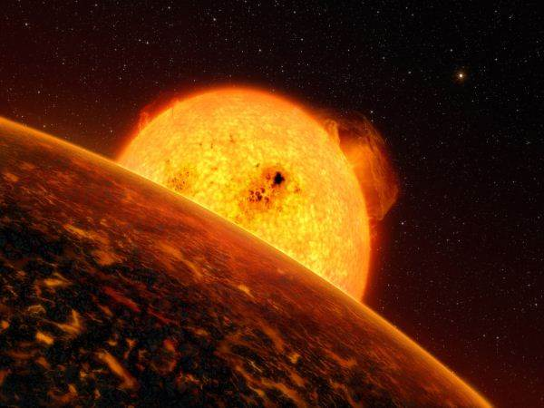 Fascinating Planets: exoplanet,COROT-7b