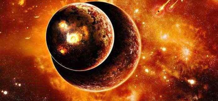 """Jupiter """"Devoured"""" A Planet 10 Times Earth masses"""
