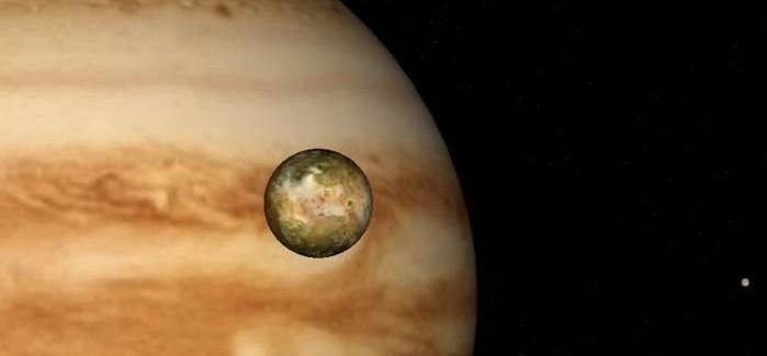 Spectacular Volcanic Eruptions On Io