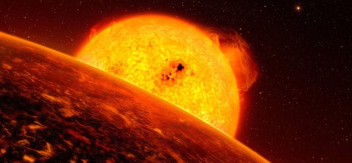 Astronomers have Caught a Star Eating a Planet