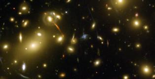 Galaxy cluster JKCS 041
