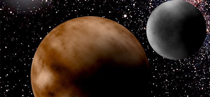 Pluto may Share a Thin Cloak with Charon
