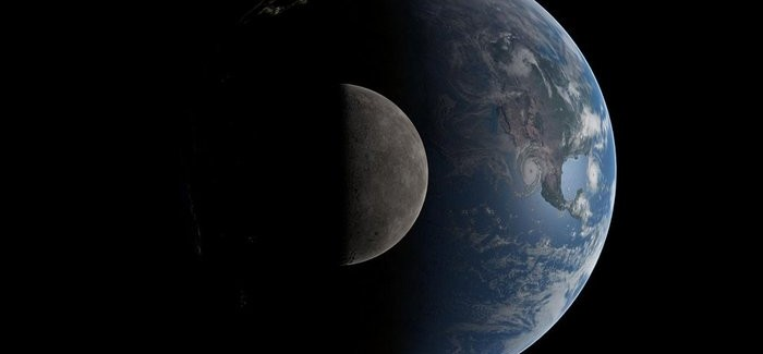 Early Earth may Once have had Two Moons, Astronomers Say
