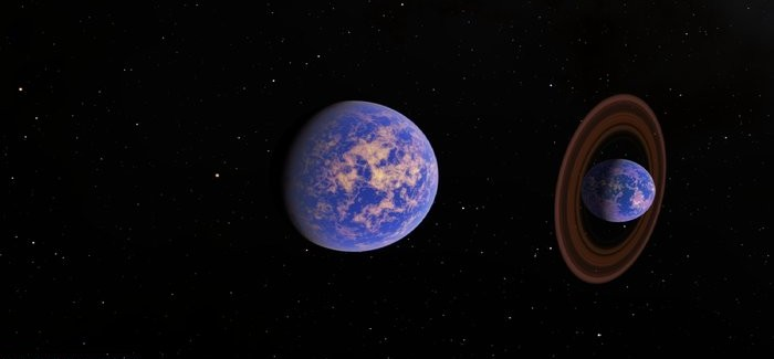 Newfound Frozen World Proves Earth-like Planet can Form in Binary Star System
