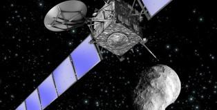 Rosetta Satellite