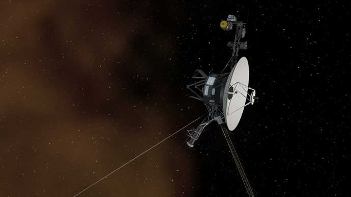 Voyager I is the farthest human-made probe from Earth