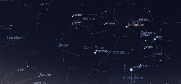 Astronomy Calendar for September 2014