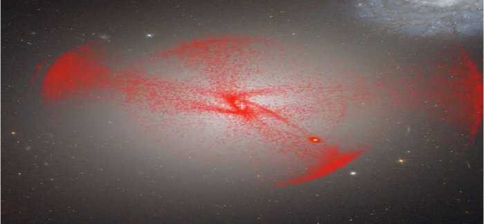 Surprise! A Supermassive Black Hole Spotted in Tiny Galaxy