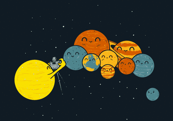 Pluto Ilustration