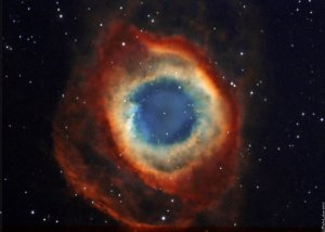 """""""Eye of Sauron"""" Helps Astronomers Measure Cosmic Distances"""