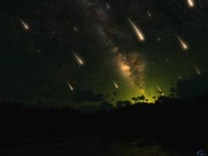 Leonid Meteor Shower Peaks Monday