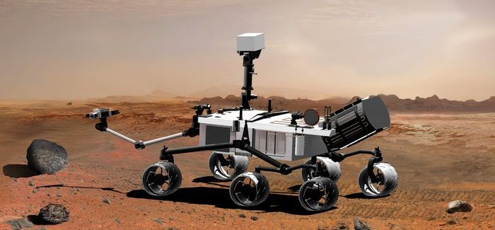 UFO Sighting: Human Skull Found in Mars