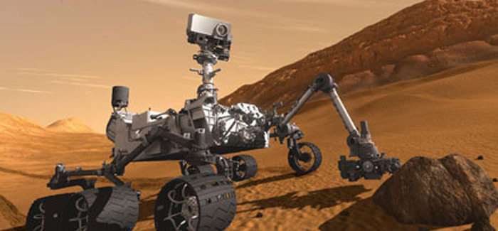 Curiosity Rover Bolsters Evidence For Life: 'Great Lake' On Red Planet