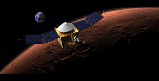 NASA Probe may Offer Clues to How Mars Lost Its Atmosphere