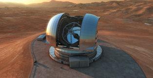 World's Largest Telescope Receives Green Light